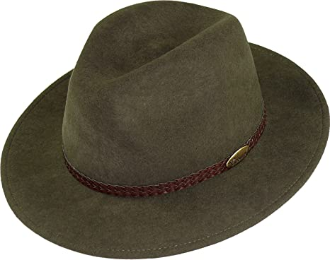 Harrys-Collection rollbarer Sombrero en 3 Colores
