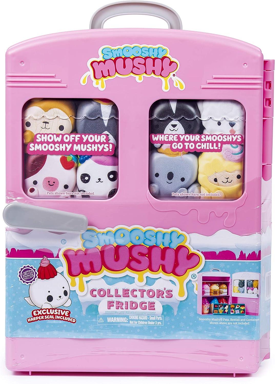 Brand New 81372 Smooshy Mushy Collectors Fridge