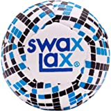 SWAX LAX Lacrosse Training Ball - Same Size & Weight as Regulation Lacrosse Ball but Soft - Indoor Outdoor Practice Ball with