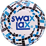 SWAX LAX Lacrosse Training Ball - Same Size & Weight as Regulation Lacrosse Ball but Soft - Indoor Outdoor Practice Ball…