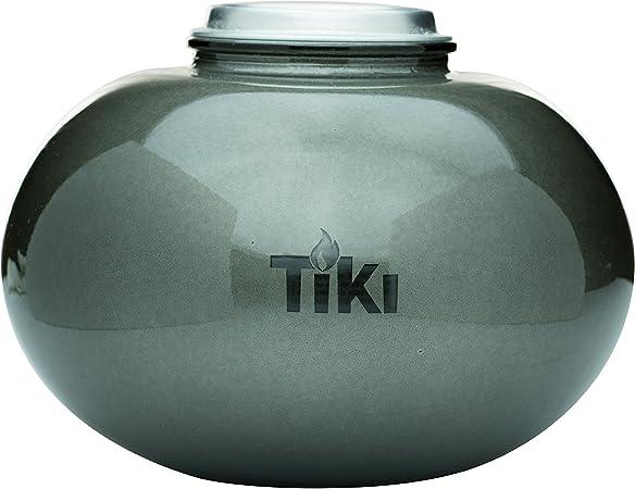 TIKI Brand 6 Clean Burn Ceramic Pearl of the Sea Table ...
