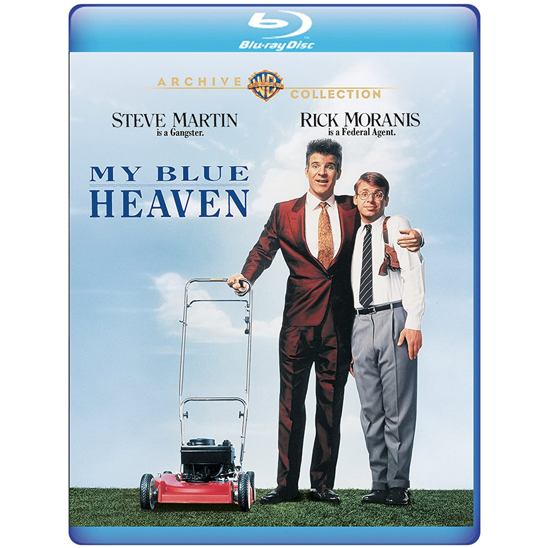 My Blue Heaven 1990 Edizione: Stati Uniti Italia Blu-ray ...