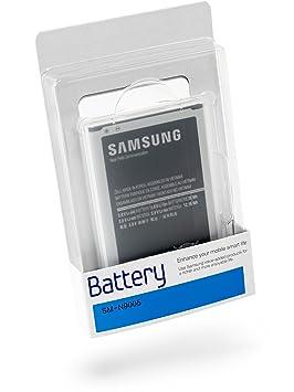 Samsung EB-B800BEBECWW - Batería de Recambio Original Note 3 SM-N9000, SM-N9002 y SM-N9005, en Embalaje Original Sellado