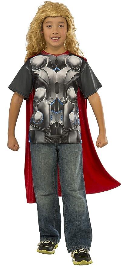 Kit disfraz Thor Vengadores: La Era de Ultrón para niño - 3 ...