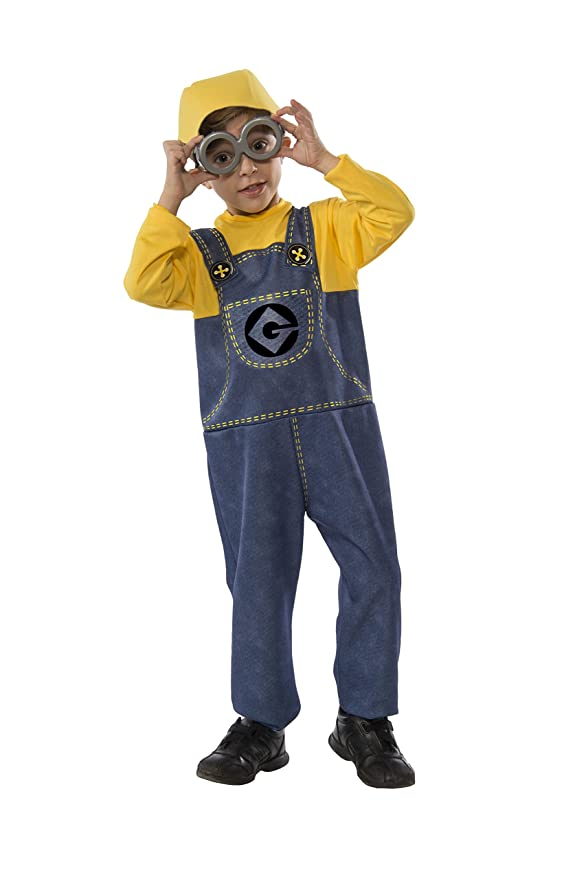 sc 1 st  Amazon.com & Amazon.com: Minion Costume Set: Toys u0026 Games