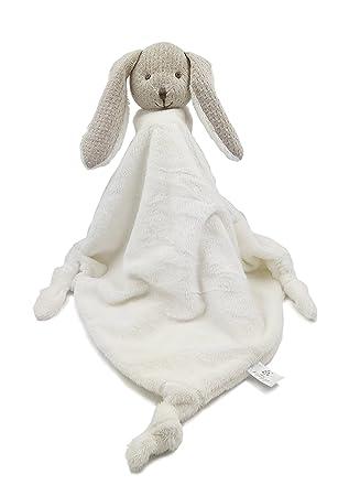 Kiyi-Gift Bebé Juguete | Juguete de Peluche de Cabeza de Conejo con Bebé Apaciguar