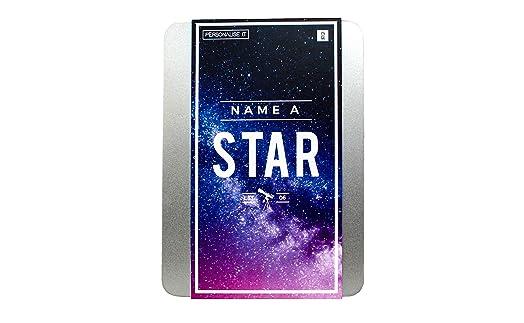 Gift Republic Name a Star Gift Box: Amazon.co.uk: Garden & Outdoors