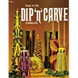 Yaley Books-Dip 'N' Carve Candles
