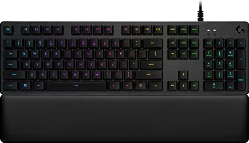 Logitech G513 Backlit Mechanical Keyboard