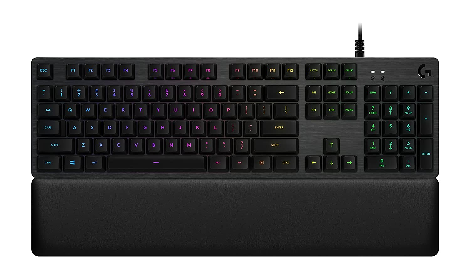 Logitech G513 RGB Backlit Mechanical  - Gaming Keyboard
