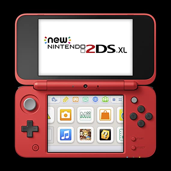 Nintendo Handheld Console - New Nintendo 2DS XL, Poké Ball ...