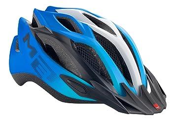 MET Crossover - Casco MTB - Azul 2016