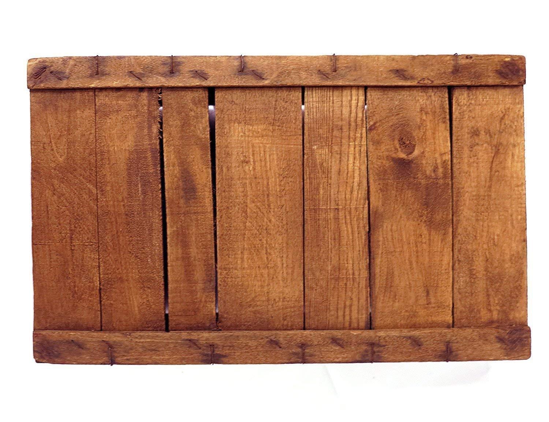 caja de madera de haya restaurada vintage // recomendada para muebles, estantes, librerías//Cajas de frutas viejas // vintage // DIY // upcycling ...