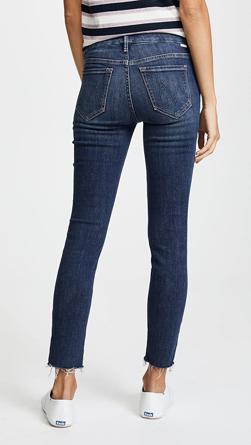 caab436905c5 MOTHER Women's The Looker Ankle Fray Jeans at Amazon Women's Jeans store