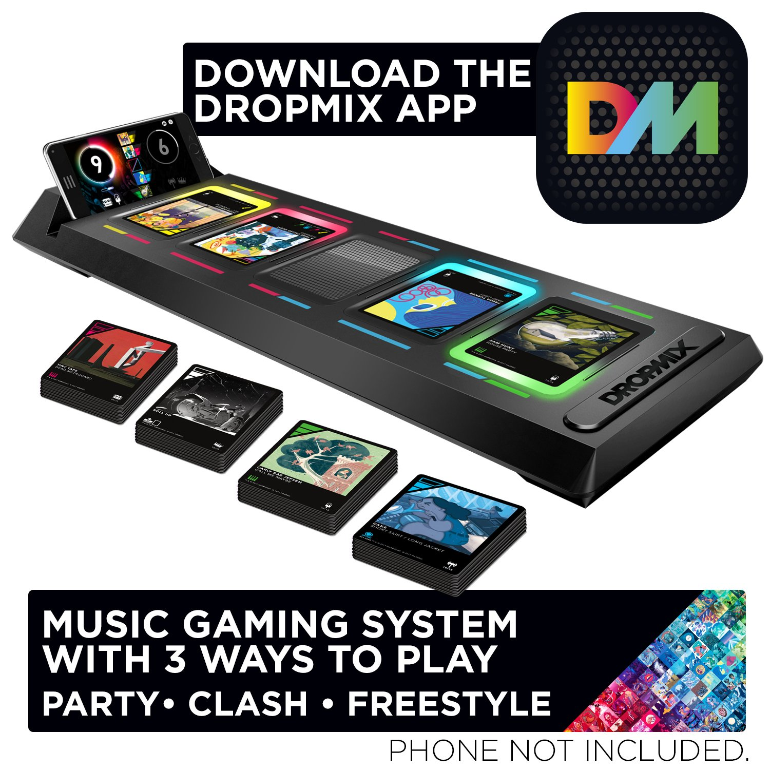 Dropmix Music Gaming System Toys Games Which Brings Me To Wiring Mixshop Doesn39t Give Much More Detail