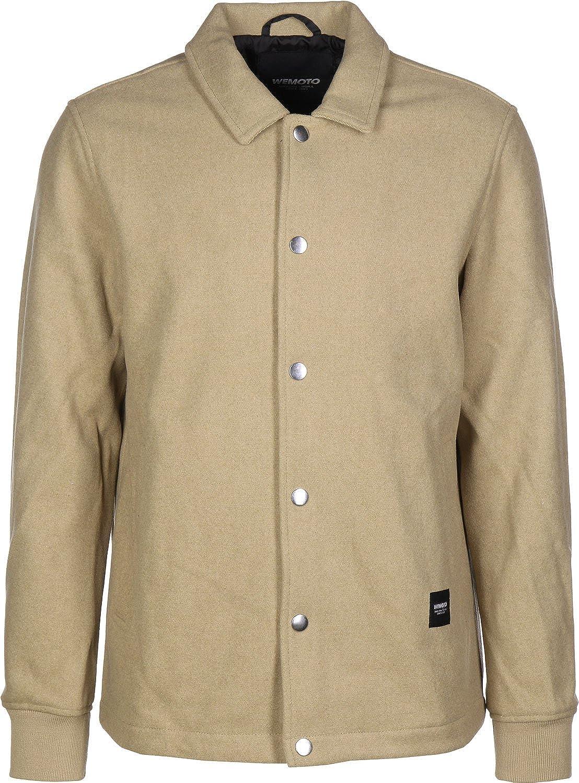 Wemoto Men's Trench Jacket brown brown