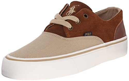 Polo Ralph Lauren Morray II Zapatilla de Deporte de Moda: Amazon ...