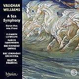 Vaughan Williams: A Sea Symphony [BBC Symphony Orchestra; BBC Symphony Chorus; Martyn Brabbins] [Hyperion: CDA68245]