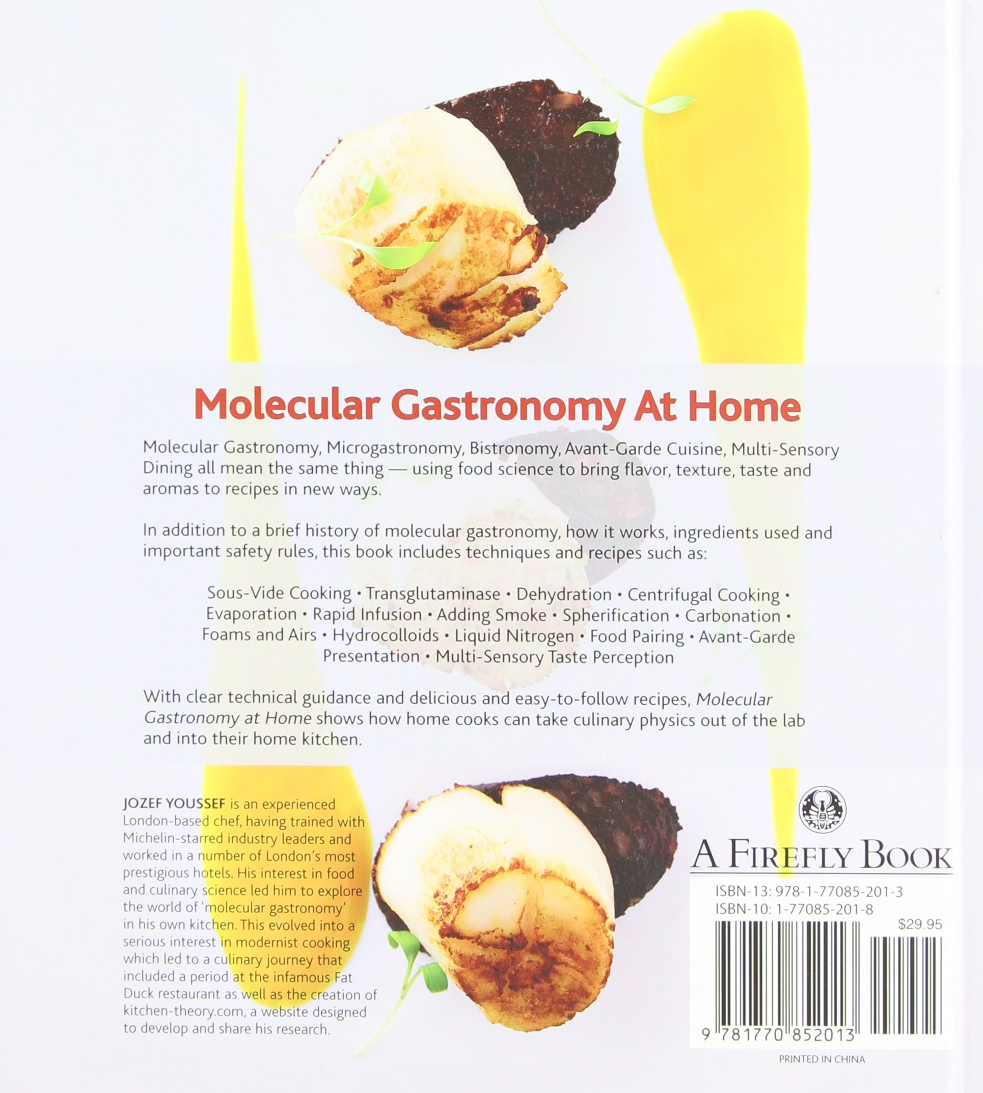 Molecular gastronomy at home taking culinary physics out of the lab molecular gastronomy at home taking culinary physics out of the lab and into your kitchen jozef youssef charles spence amazon libros forumfinder Choice Image