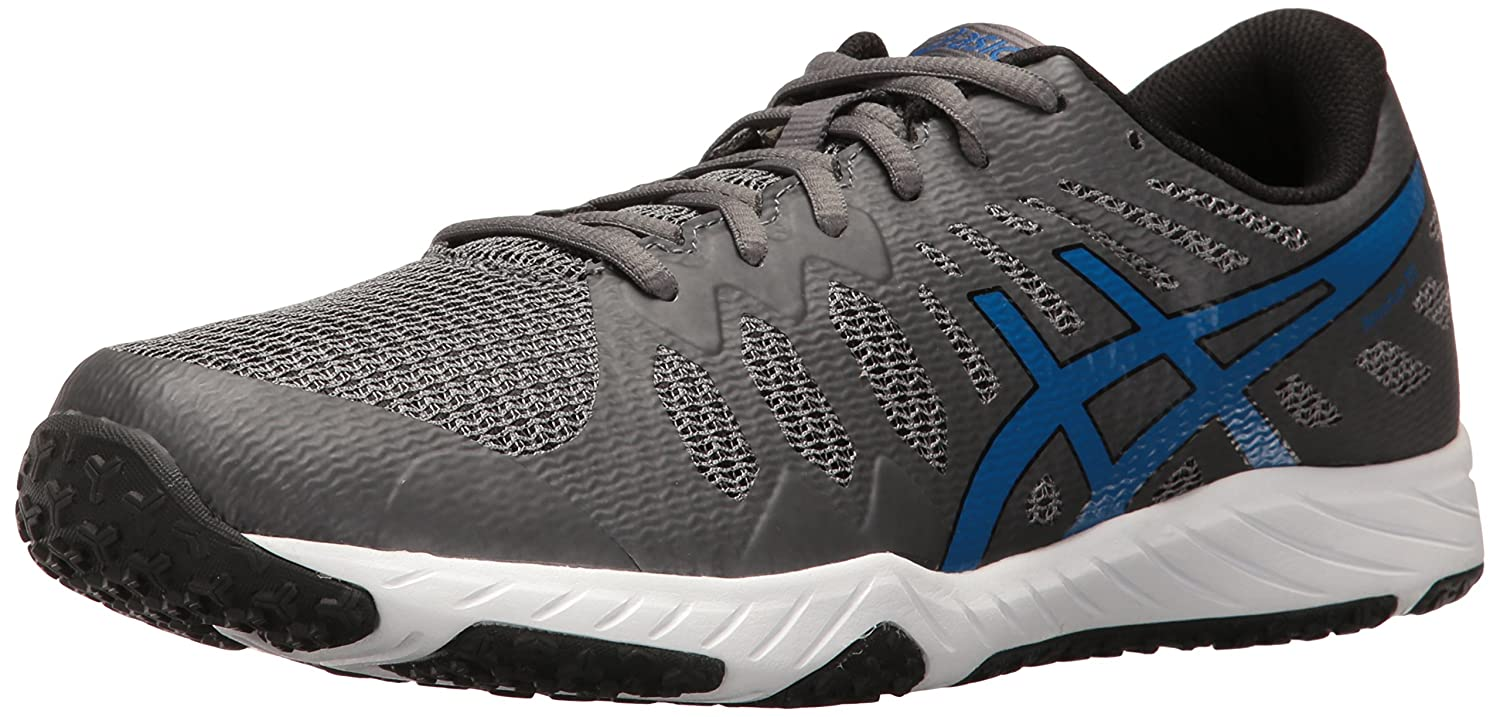 ASICS Men's Gel-Nitrofuze TR Cross-Trainer Shoe B01H2MCRQS 15 D(M) US|Carbon/Imperial/Black