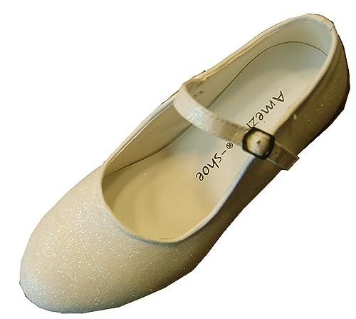 20738d20e Helgas Modewelt Zapatos de Vestir Para Niña