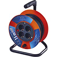 Emos P19515 - Carrete alargador de Cable (4