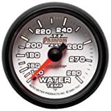 "Auto Meter 7531 Phantom II 2-1/16"" 140-280 Degree"