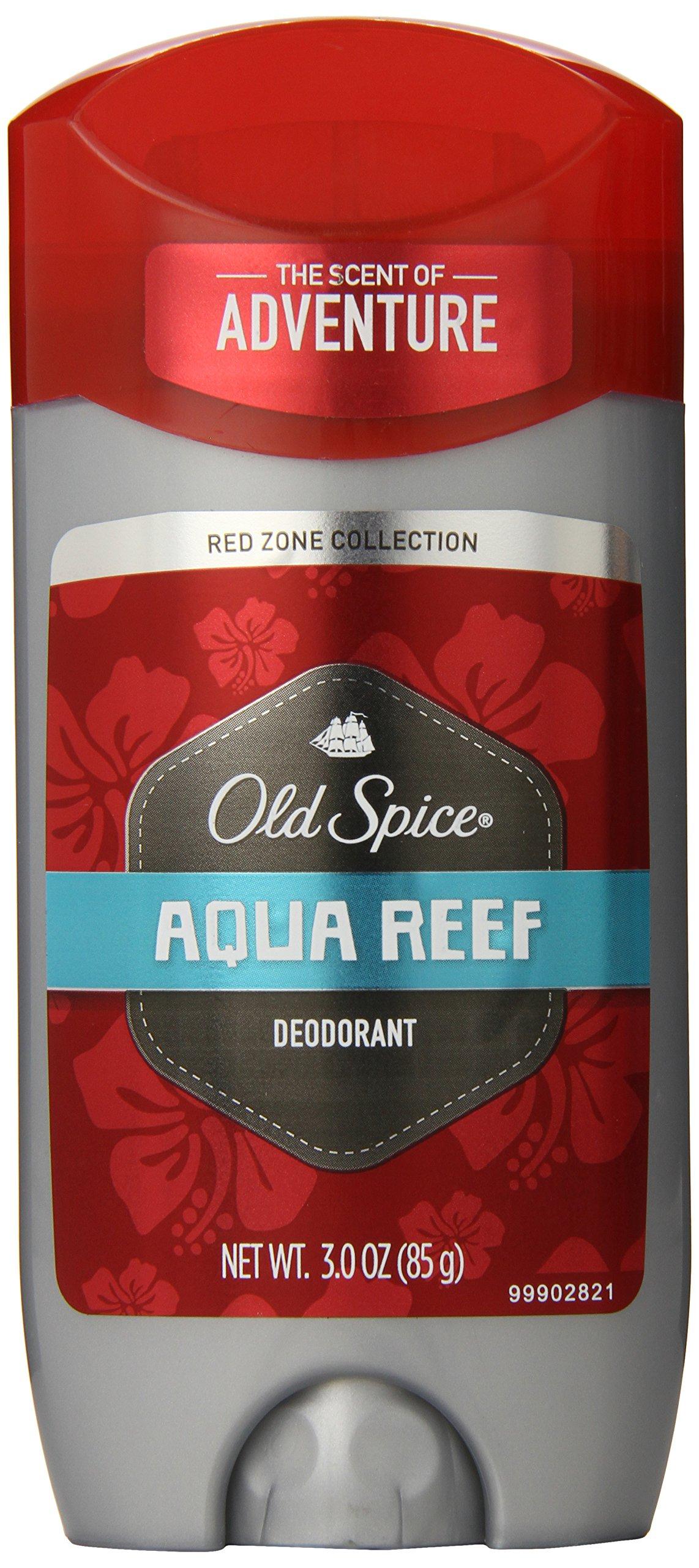 Old Spice, Aqua Reef, 3 oz