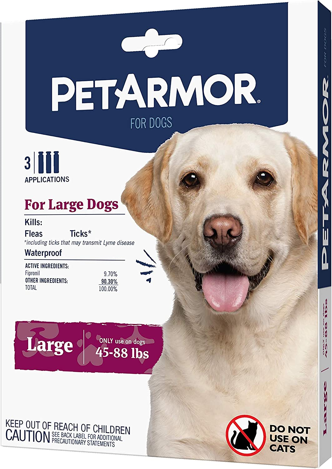 PetArmor for Dogs Ranking TOP6 Flea and Treatment Large Product Tick 45-88