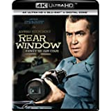Rear Window (4K Ultra HD) [Blu-ray]