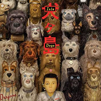 Image result for isle of dogs 2018 score