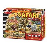Melissa & Doug African Plains Safari Jumbo Jigsaw