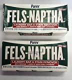 2-5.5 Oz. Bars Fels-Naptha Soap by Purex
