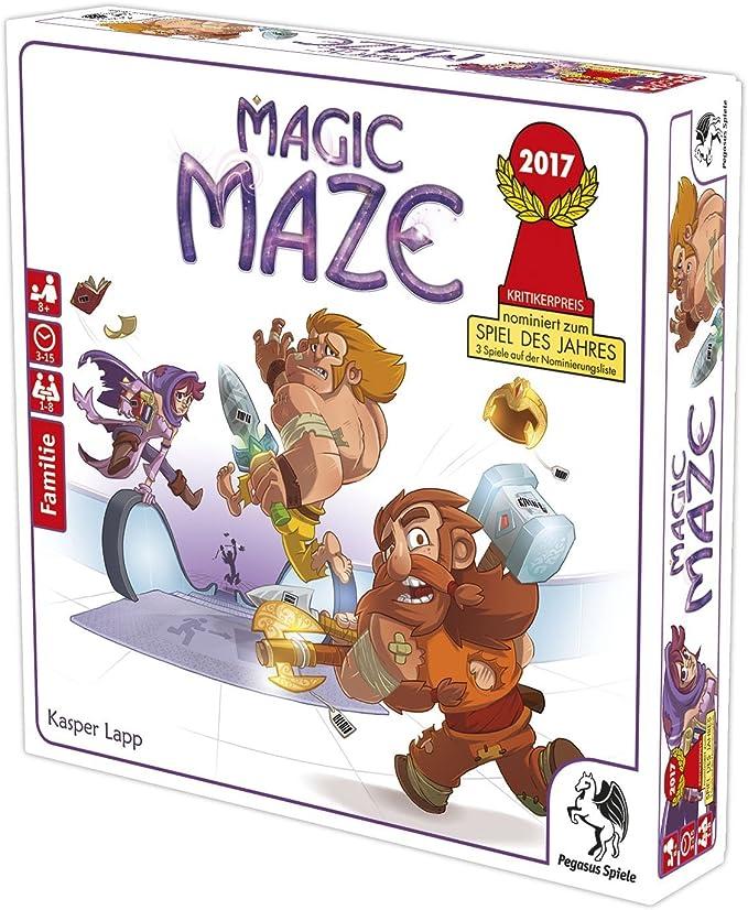 Amigo Magic Maze ksdj17nom: Amazon.es: Juguetes y juegos