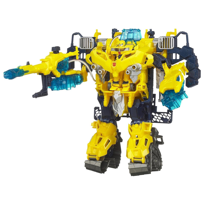 Transformers Bumblebee Prime - Cyberverse - Bumblebee Transformers Battle Suit b584ed