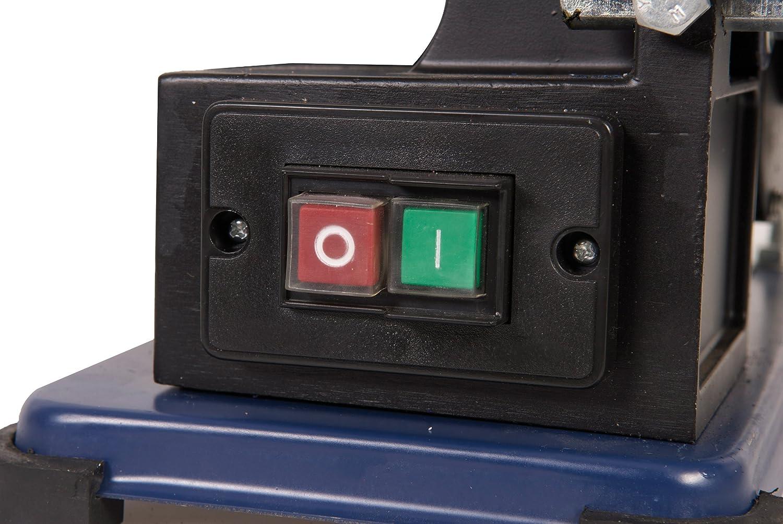 2 nastri abrasivi FERM Levigatrice inclinabile a nastro e disco 375W Incl 2 dischi abrasivi