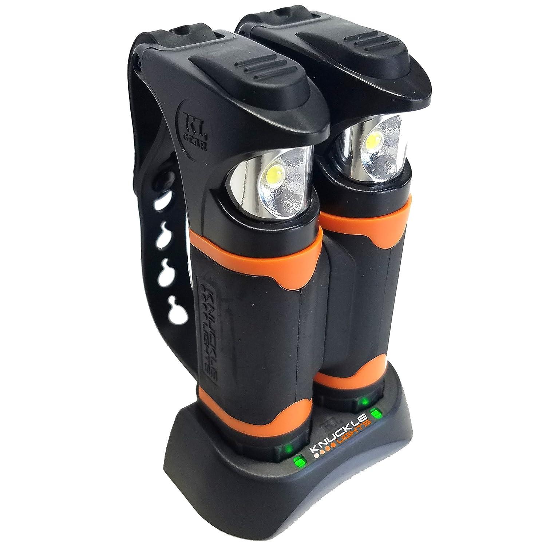 Linternas para Correr Knuckle Lights Advanced 280 lumenes