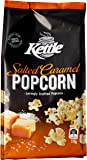 Kettle Salted Caramel Flavour Popcorn, 110 Grams