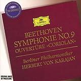 Beethoven: Symphony No. 9 / Coriolan Overture