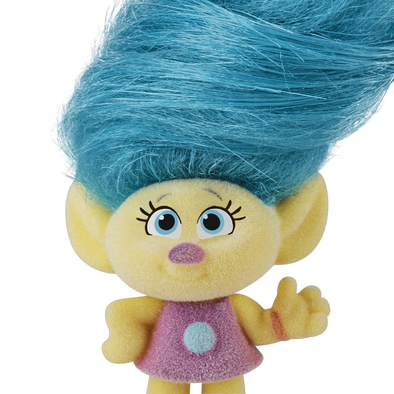 Trolls DreamWorks Hair Raising Tiny Smidge