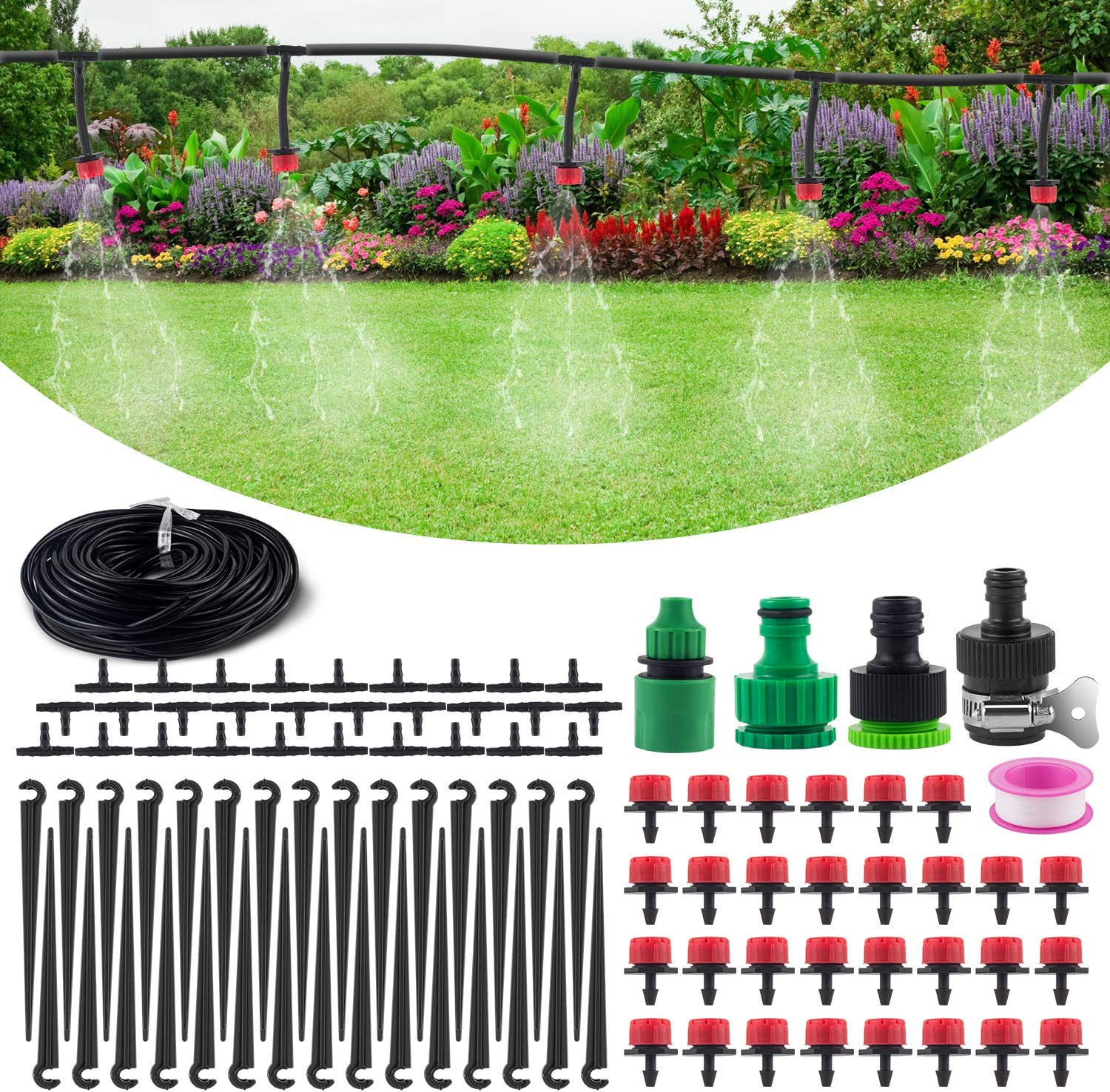 Gardening gadgets automatic watering device drip irrigation soil water tank Hot