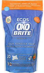 Earth Friendly, Dishwasher Pods Ecos Free and Clear, 14.5 Ounce