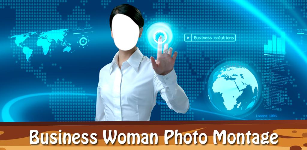 Montaje de fotos de mujer de negocios: Amazon.es: Appstore para ...