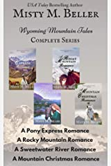 Wyoming Mountain Tales: Books 1 - 4: Wyoming Mountain Tales Box Set Kindle Edition
