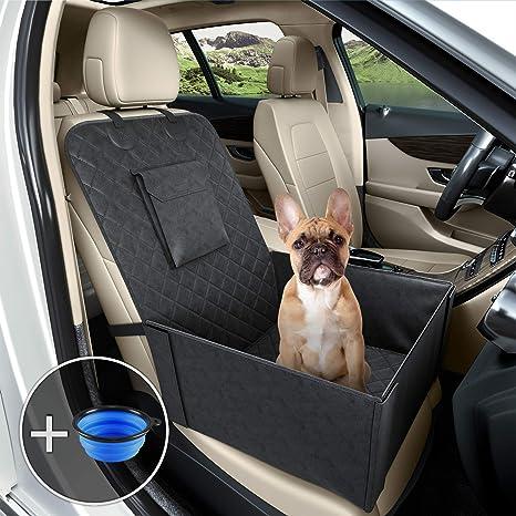 Hundedecke Auto Rückbank Kofferraum Vordersitz Gratis Napf Wasserdicht Rutschfest Waschbar Hunde Autoschutz Kofferraumschutz Autositz Sitzschutz Autodecke Schutzdecke Schondecke Weich Haustier
