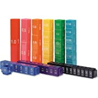 Learning Resources Fraction Tower Activity Set