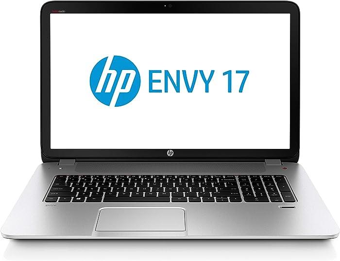 "Hp Envy 17-j027cl 17.3"" Laptop Computer, Intel Core I5-3230m, 6gb Memory, 750gb Hard Drive"