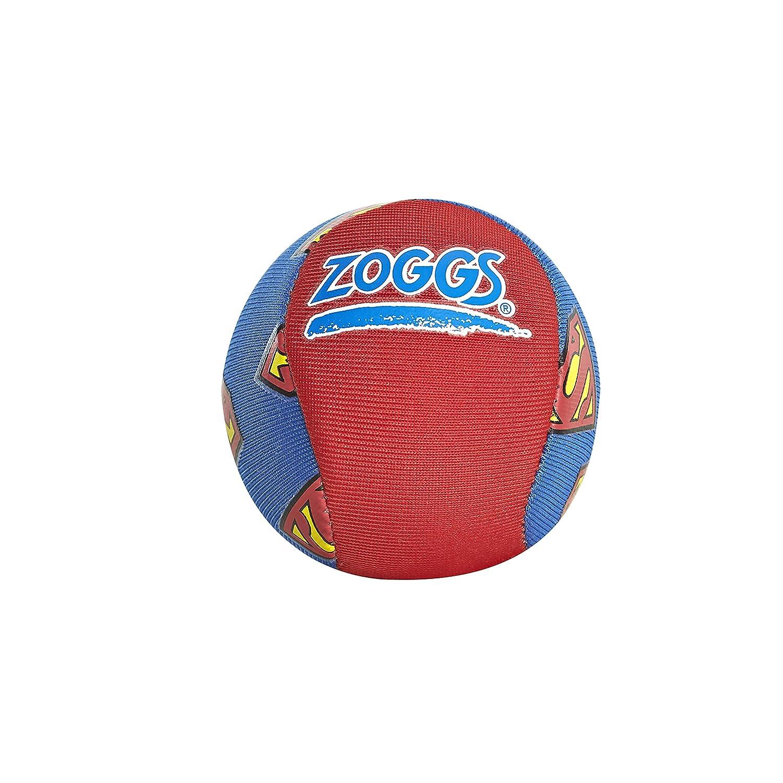 Zoggs Dc Super Heroes Tauchball für Kinder, 5,1 cm Gel, schwimmend, Kinder 382443 Superman 3 Years+