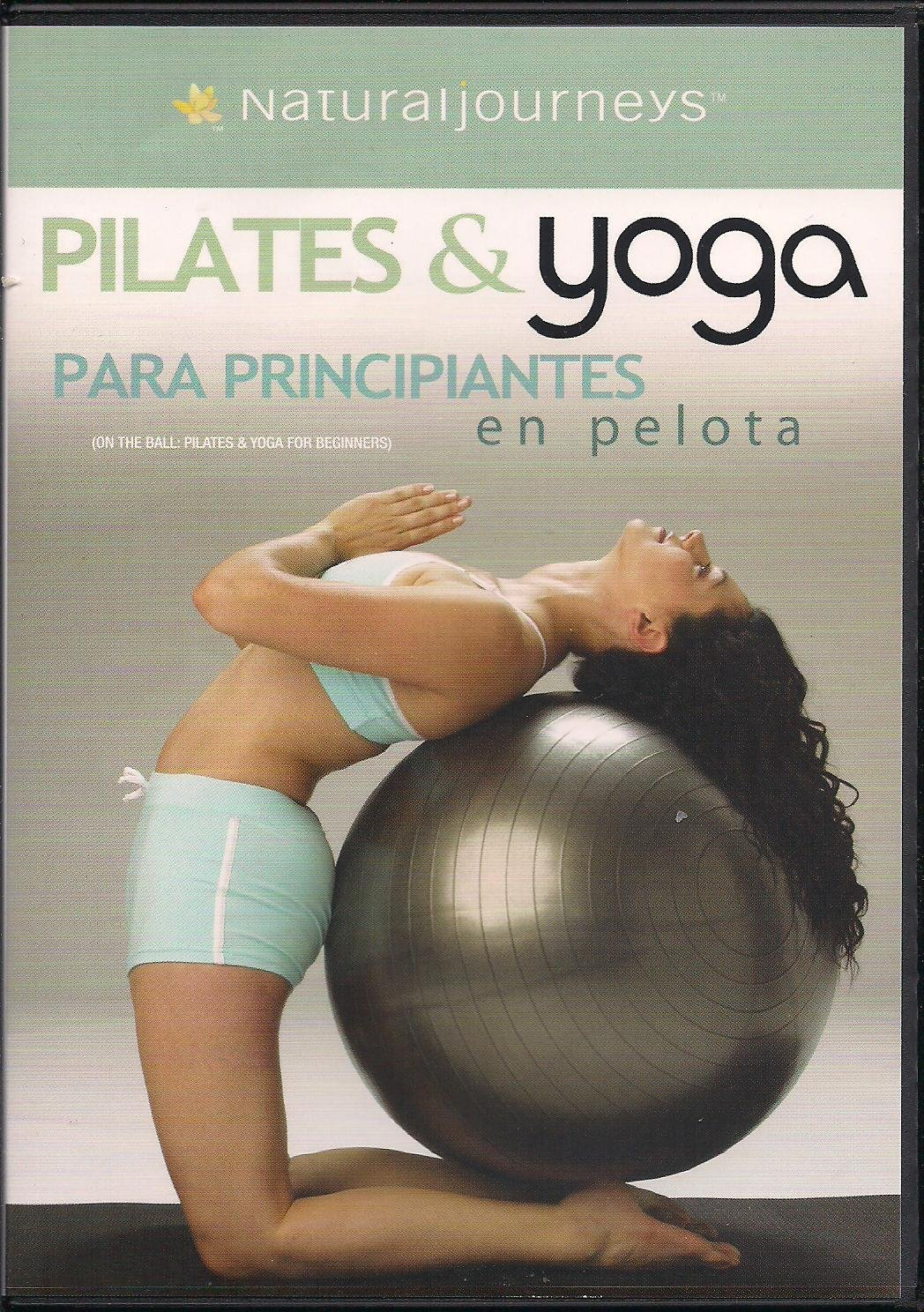 Amazon.com: Pilates & Yoga Para Principants En Pelota ...