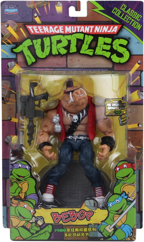 Teenage Mutant Ninja Turtles Classic Collection Beebop Action Figure